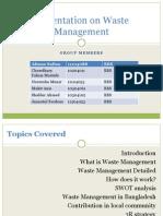 Waste Management GEO 101