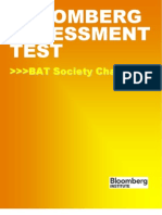 BAT Society Challenge