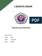 IBD Bab 5 (Manusia&Keindahan)