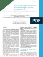 2007. Influencia de La Terapia Sobre Los Procesos Plasticos de SN