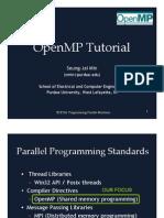 ECE563-OpenMP