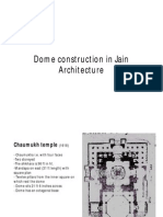 14 Dome Construction in Jain Architecture
