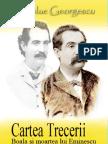 Georgescu, Nicolae - Cartea trecerii. Boala si moartea lui Eminescu