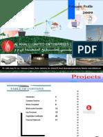 Al Khalili - Projects Profile