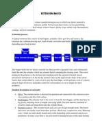 Extrusion Basics