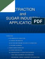 Extraction Sugar