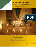 Libro Tesoros Para El Corazon