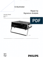 PHILIPS PM2528 Service Manual