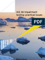 IAS 36 Impairment Testing 2011