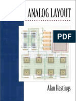 The Art of Analog Layout - Alan Hastings