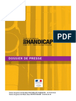 Dossier de Presse Conf 2011