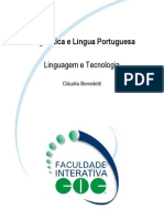Livro Texto Linguagem e Tecnologia