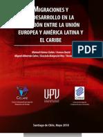 Migraciones y Codesarrollo UE ALA Caribe