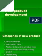 Ch 9 Product Development