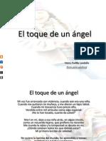 El toque de un angel