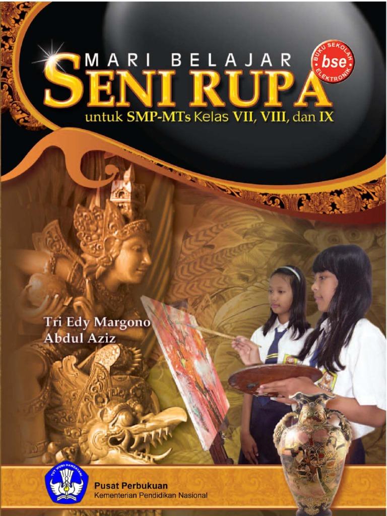 2 Fullbook Seni Rupa Smp Mts Vii Viii Ix