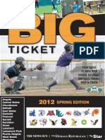 The Big Ticket - Spring 2012