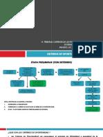 Sistema Acusatorio Adversarial - Criterios de Oportunidad