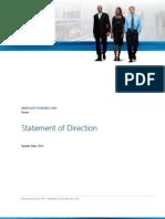 Crm Statementofdirection May2011