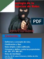 Tipologia Del Robo-2012