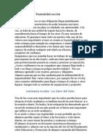 Puntualidad Escolar ,Asistencia Escolar y Conducta Escolar Francisco Fernandez