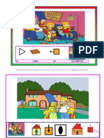 Libro de Los Simpson