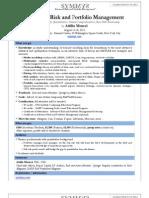 Advanced Risk and Portfolio Management Attilio Meucci, Ago.2012 ARPM_Brochure_v1