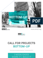 Call for Project Es