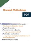 Research Methodology Unit 1