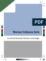 Blog Marisol Collazos Soto. 2007 Criminologia