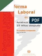 OIT Reforma Laboral 15 Anos DespuesMLV1