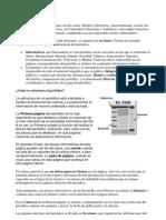 Estructura de El País
