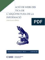 [Arquitectura de la informació] PAC 2