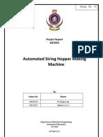 Machine Design Final Report