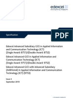 Specification Issue 4