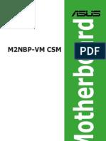 Asus m2nbp-Vm Csm Manual