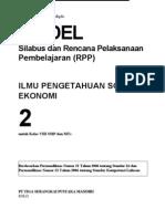 Model Silabus RPP Ekonomi 2
