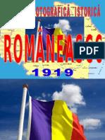 GLORIE ROMÂNEASCĂ - CAMPANIA DIN UNGARIA 1919