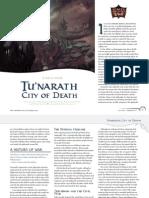 Tu'Narath, City of Death