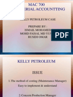 Mac 700 Kelly Petroleum