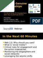 Bond-i Social Media Webinar Dec08