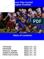Ccc Football Playbook Powerpoint
