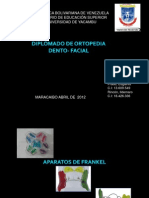 ORTOPEDIA  DENTO- FACIAL