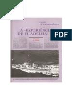 Casos Extraordinários - A Experiência de Filadélfia
