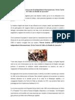 Nuevas Lecturas Sobre El Proceso de Independencia Iberoamericana