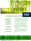 Going Green White Paper Project-REVISED