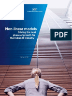 KPMG CII Non Linear Models IT Driving the Next Phase of Growth for the Indian IT Industry