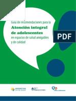 Guía de recomendaciones para la atención integral de adolescentes en espacios de salud amigables y de calidad.l-guia-clinica_0