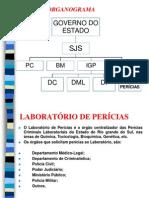 Laboratório de Perícias