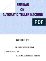 436 Automatic Teller Machine